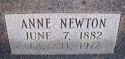 Anne <I>Newton</I> Smith