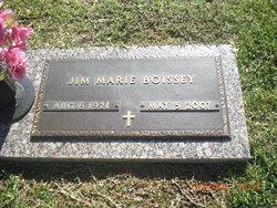 Jim Marie <I>Glenn</I> Boissey