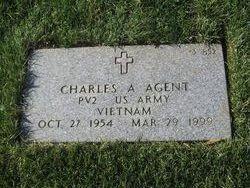 Charles Anthony Agent