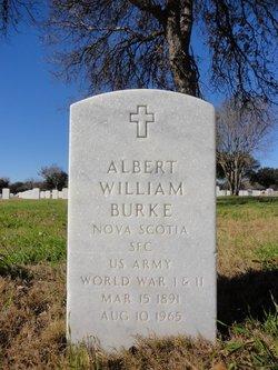 Albert William Burke