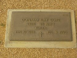 Donald Ray Cope