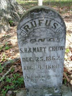 Rufus Crow