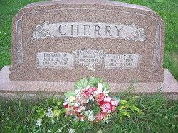 Donald William. Cherry