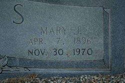 Mary J <I>Jernigan</I> Akins