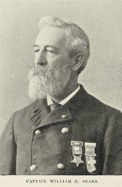 Capt William Barnas Sears