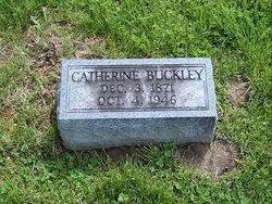 Catherine Buckley