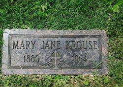 Mary Jane Krouse