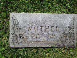 """Mother """"Elizabeth"""" Krouse"""
