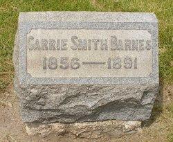 Carrie <I>Smith</I> Barnes