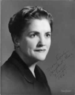 Mary Evalyn <I>Campbell</I> Auer Wulff