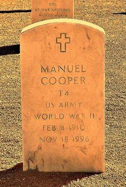 Manuel Cooper