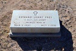 Edward J Frei, Jr