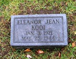 Eleanor Jean Kooi