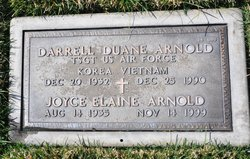 Darrell Duane Arnold