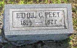Ethiel <I>Curtiss</I> Peet