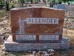 Bessie Bernice <I>Brandall</I> Allender