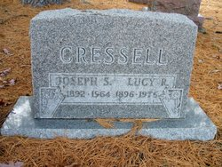 Lucy Ruth <I>Neumann</I> Cressell