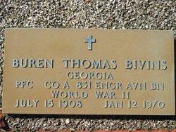 Buren Thomas Bivins