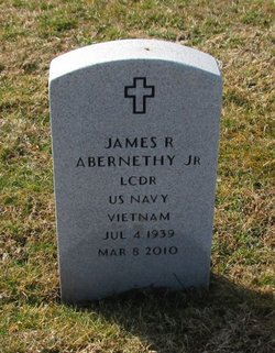 James R Abernethy, Jr