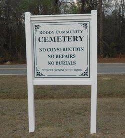 Roddy Baptist Church Cemetery