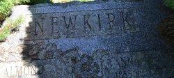 Anna N <I>Graves</I> Newkirk