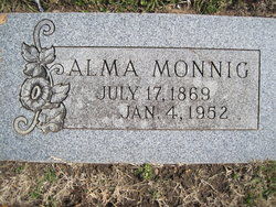 Alma <I>Wandry</I> Monnig