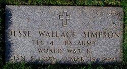 Jesse Wallace Simpson