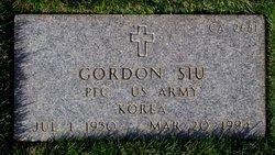 Gordon Siu