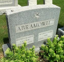 Abe Abramowitz