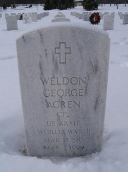 Weldon George Agren
