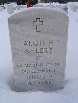 Alois H Ahlers