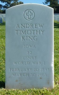 Andrew Timothy King