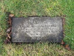 Claude Merton Forbes