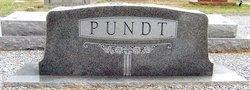 Ruth Alice <I>Tubb</I> Pundt