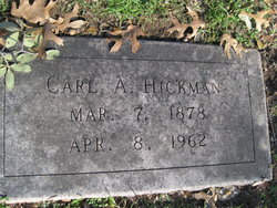 Dr Carl A Hickman