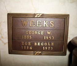 George Warren Weeks