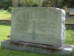 Jane Belcher <I>Harker</I> Nelson