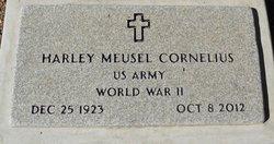 """Harley Meusel """"Cookie"""" Cornelius"""