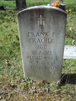 Sgt Frank F. Fragile