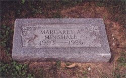 Margaret Albert Minshall