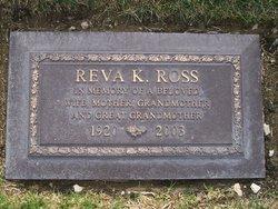 Reva K Ross