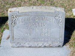 Effie <I>Gilmore</I> Morris