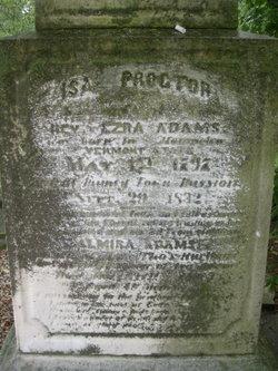 Isa <I>Proctor</I> Adams