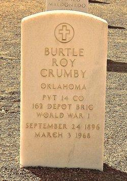 Burtle Roy Crumby