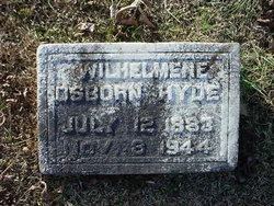 Wilhelmene O. Hyde