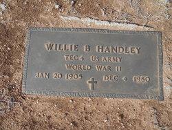 Willie B. Handley