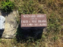 Mainard Orion Bragg