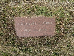 Caroline <I>Moore</I> Bobo