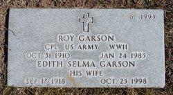 Roy Garson