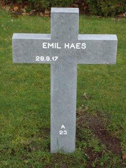 Emil Haes